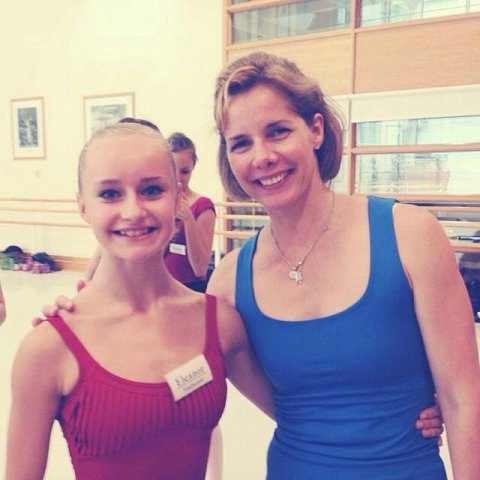 Eleanor Stephenson won a place for September 2014 at the prestigious Rambert School of Ballet & Contemporary Dance