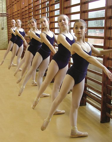 Ballet  classes (RAD) in Bishop's Stortford