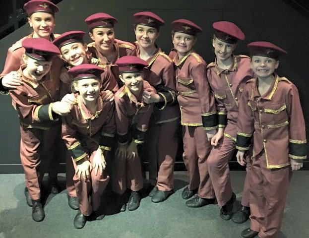 Musical theatre performances from Hertfordshire's number one dance school