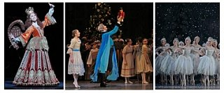 Angel role for Alexandra in The Royal Ballet's 'The Nutcracker'