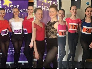 Congratulations to  our fab GSD Tappers at the 2017  Star Tap Awards!