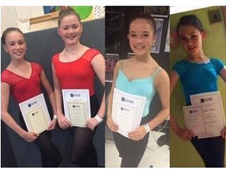 ISTD Modern Dance Janet Cram Awards 2017