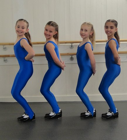 Tap dance classes in Hertfordshire from GSD