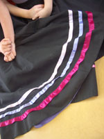 Parents can order their childrens dancewear by mail order or at one of our venues