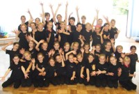Summer holiday dance courses for children in Herts and Essex